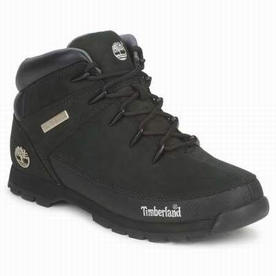 timberland homme grise courir