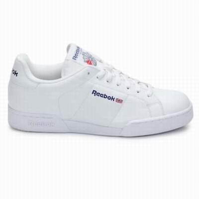 chaussures reebok taille grand ou petit