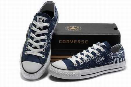 Converse blanche basse femme occasion